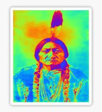 SITTING BULL Sticker