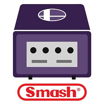 Nintendo Smash Cube by SKJynx