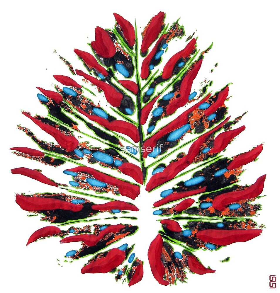 Red Leaf by samserif