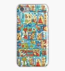 Ferien / holiday iPhone Case/Skin