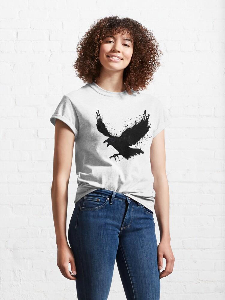 Alternate view of Raven Classic T-Shirt