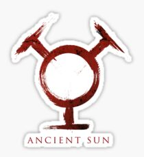 Ancient Sun - Blood Edition Sticker