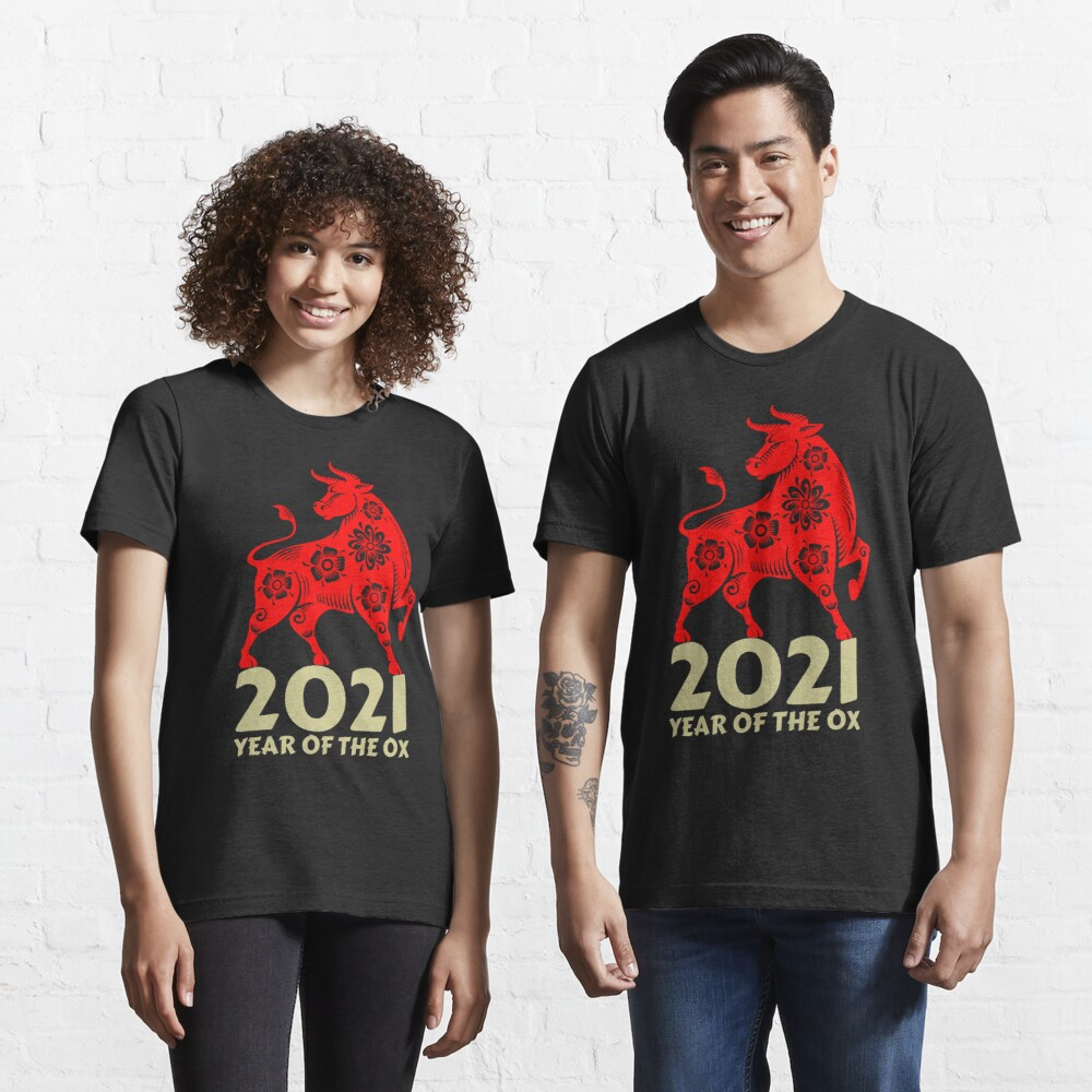 Chinese new year ox Essential T-Shirt