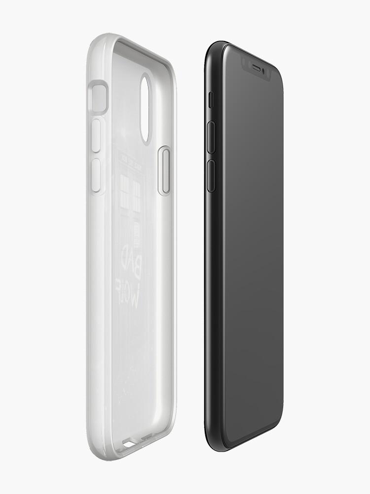 Alternative Ansicht von Schlechter Wolf iPhone-Hüllen & Cover