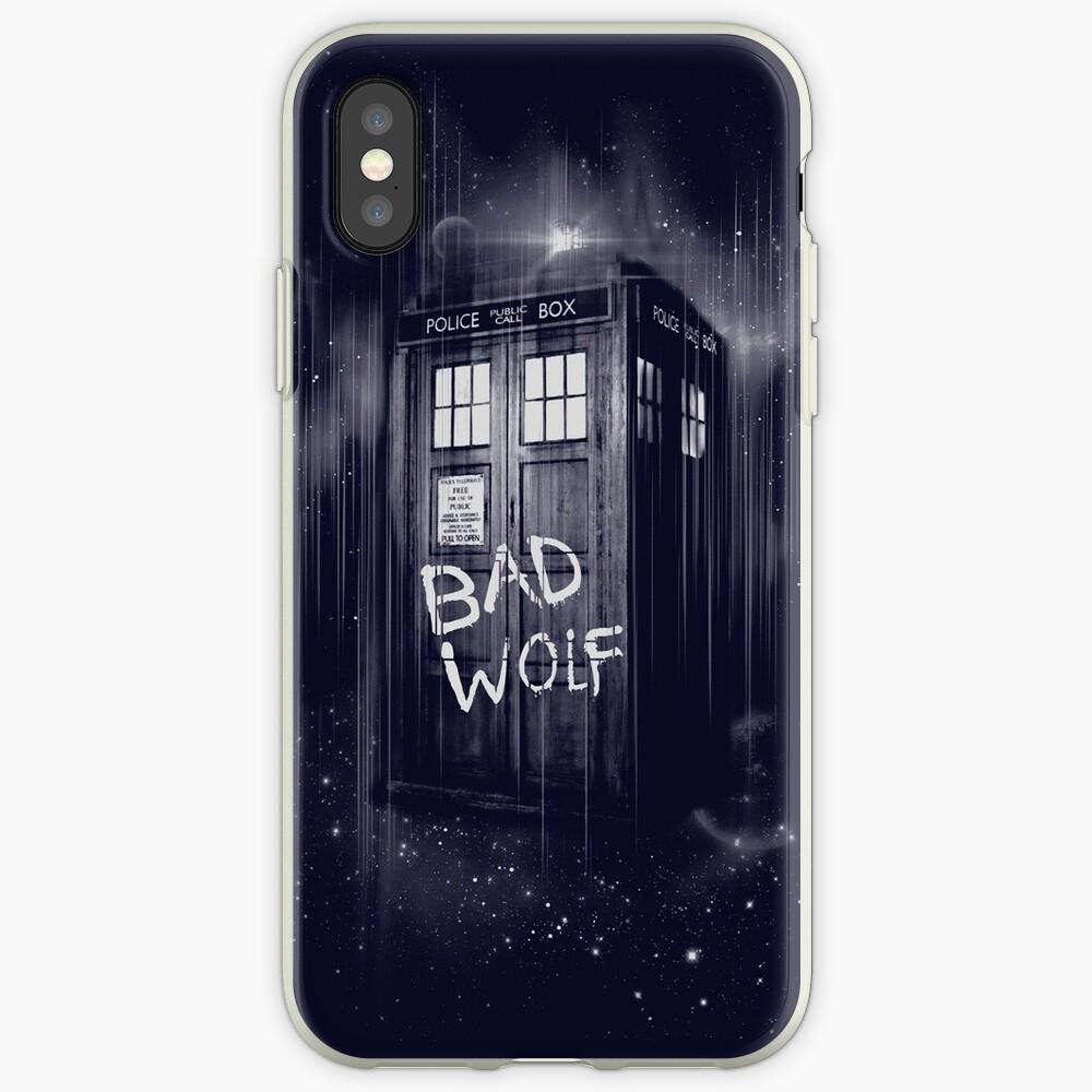 Schlechter Wolf iPhone-Hüllen & Cover