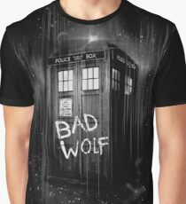 Bad Wolf Graphic T-Shirt