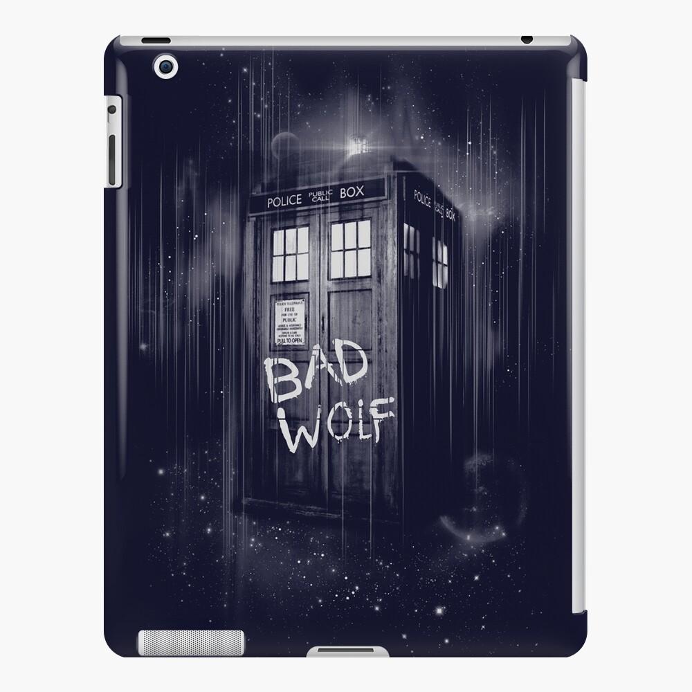 Schlechter Wolf iPad-Hülle & Skin