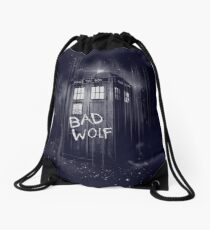 Bad Wolf Drawstring Bag