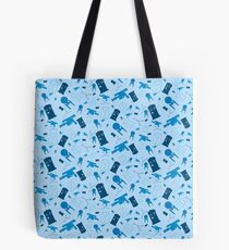 Science Fiction Quadruple Feature Tote Bag
