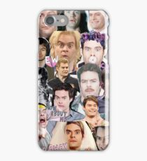 Bill Hader collage iPhone Case/Skin
