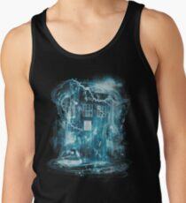 Time and space storm Tank Top