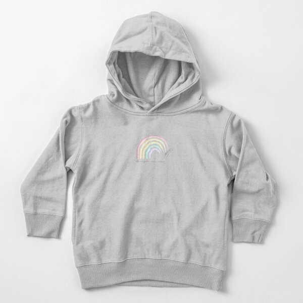 After every storm comes a rainbow Toddler Pullover Hoodie