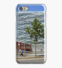 Commercial Architecture, Copenhagen, Denmark iPhone Case/Skin