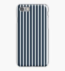 BLUE NAVY iPhone Case/Skin