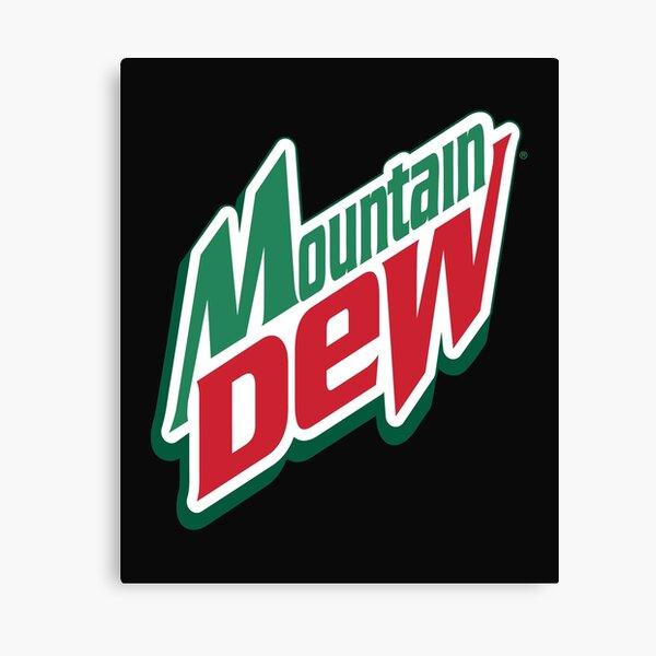 Mountain Dew Canvas Print
