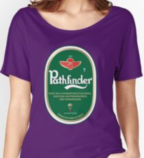 PATHFINDER PARACHUTE GROUP Women's Relaxed Fit T-Shirt