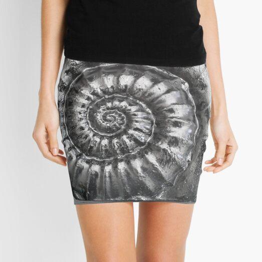 Ammonite Mini Skirt