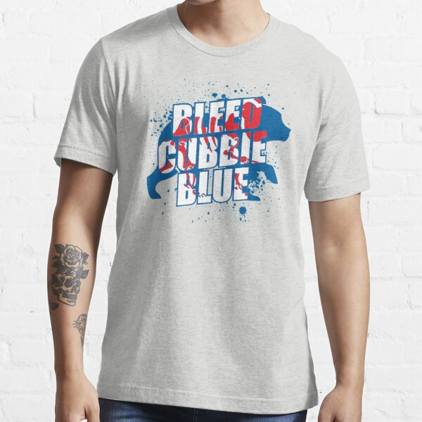 Bleed Cubbie Blue Essential T-Shirt