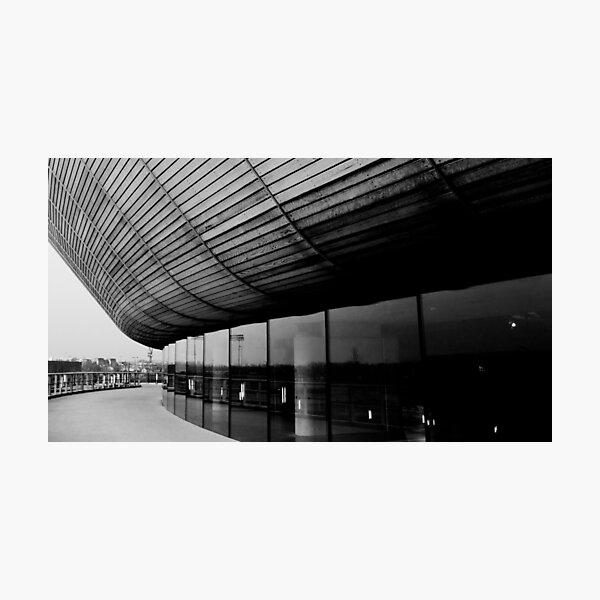 Lee Valley Velodrome #4 Photographic Print