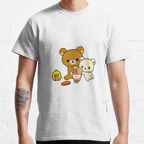 Rilakkuma And Cookies Classic T-Shirt