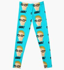 Geek Chic! Leggings
