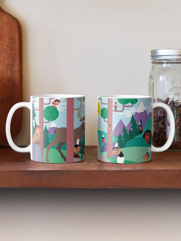 Alternate view of Hide and Seek Mug