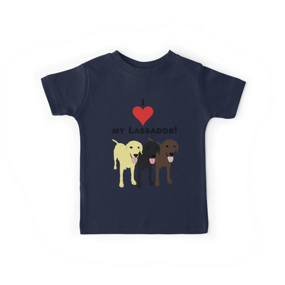 «Amo mi Labrador.» de purplesmoke17
