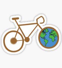 Earth Rider Sticker