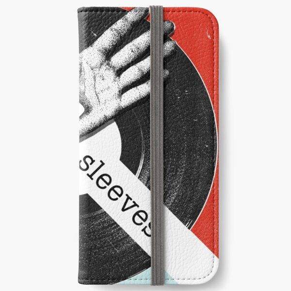 I Love Sleeves iPhone Wallet