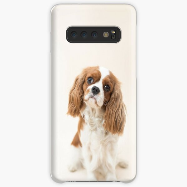 Cavalier King Charles Spaniel blenheim Samsung Galaxy Snap Case