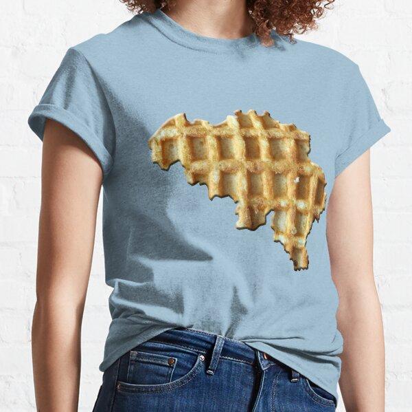 Wafelland Belgique T-shirt classique