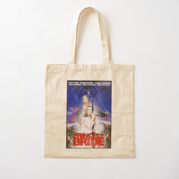 Copy of THE BODYGUARD 1992 - GIALLO POSTER Cotton Tote Bag