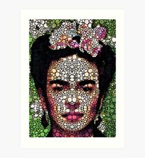 Frida Kahlo Art - Define Beauty Art Print