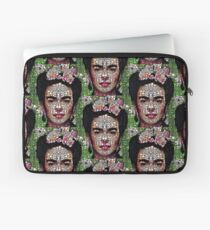 Frida Kahlo Art - Define Beauty Laptop Sleeve