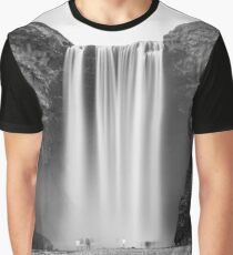 Skógafoss Graphic T-Shirt