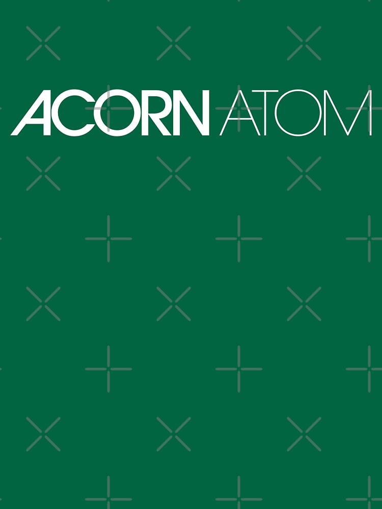 Acorn Atom by squinter-mac