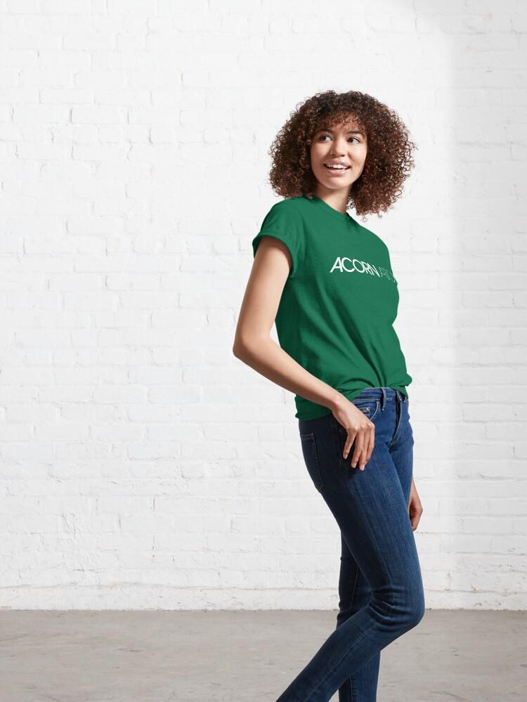 Alternate view of Acorn Atom Classic T-Shirt