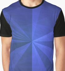 SImple Complex Rays | Original Fractal Art  Graphic T-Shirt