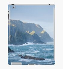Cliffs at Port, Glencolmcille iPad Case/Skin