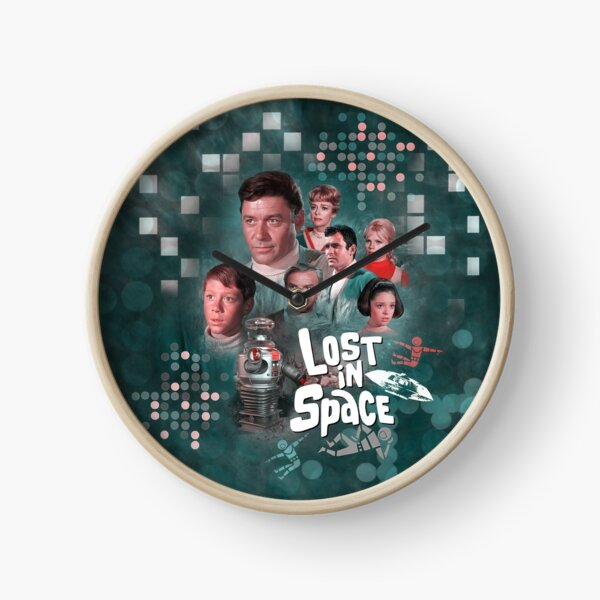 Lost in Space Clock