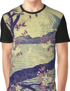 Templing at Hanuii Graphic T-Shirt