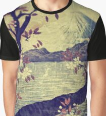 Templing at Hanuii Graphic T-Shirt