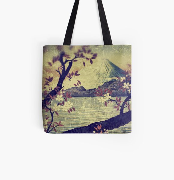 Templing at Hanuii All Over Print Tote Bag