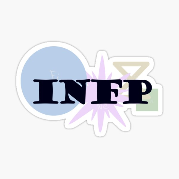 MBTI Type: INFP Sticker