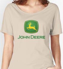 John Deere Fear Deer Women's Relaxed Fit T-Shirt