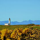 Donald Trump Turnberry Lighthouse & Arran Views Ayrshire Scotland by FollowingTLites