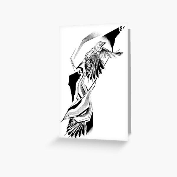 Eurasian Jay Greeting Card