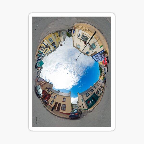 Kilcar Crossroads - Sky in Sticker