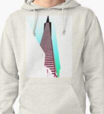 San Franpsycho 1 - Transamerica Pullover Hoodie