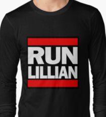 Unbreakable Kimmy Schmidt Inspired Rap Mashup - RUN Lillian - UKS Shirt - Females are Strong as Hell Parody Shirt T-Shirt